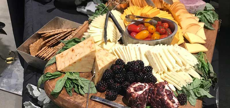 cheese and fruit appetizers